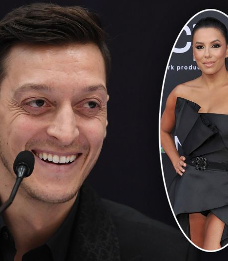Mesut Özil en Eva Longoria investeren in Mexicaanse voetbalclub