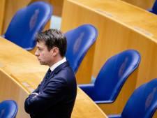 SGP'er Chris Stoffer uit Elspeet is tevreden met zetelbehoud voor zijn partij, hij blijft Kamerlid