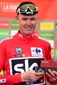 Froome gaat Tour/Vuelta-dubbel pakken: Waanzinnig gevoel