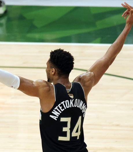 Champion NBA et héros des Bucks: Giannis Antetokounmpo dans la cour des grands
