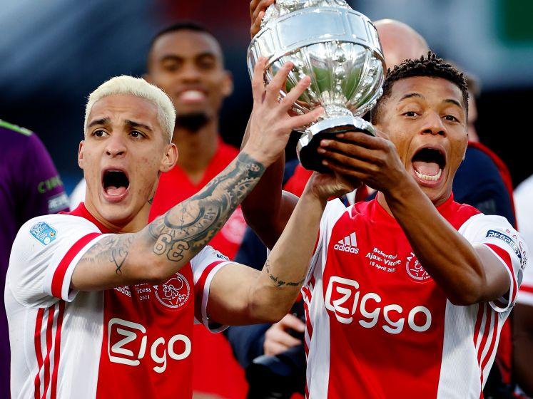 Samenvatting | Ajax - Vitesse