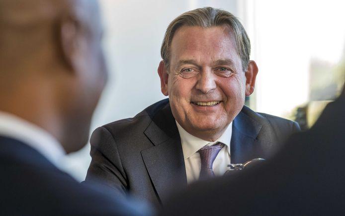 Nationale ombudsman Reinier van Zutphen.