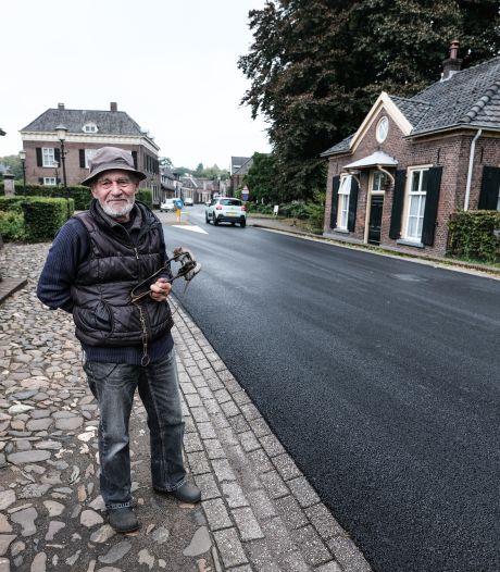 'Dorpsstraat in Laag-Keppel is geen doorgaande weg'