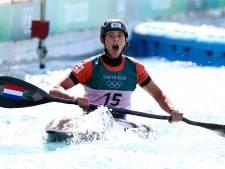Wegman imponeert in kajak en plaatst zich voor olympische finale