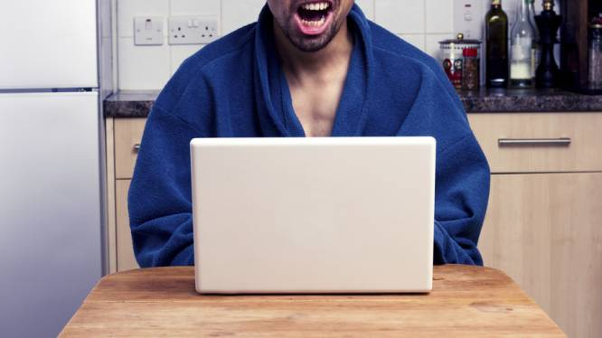 Online daten als vrouw werd man (al na 2 uur) te veel