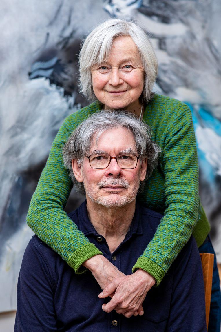 Portret van Peter en Petra Lataster. Beeld Nosh Neneh