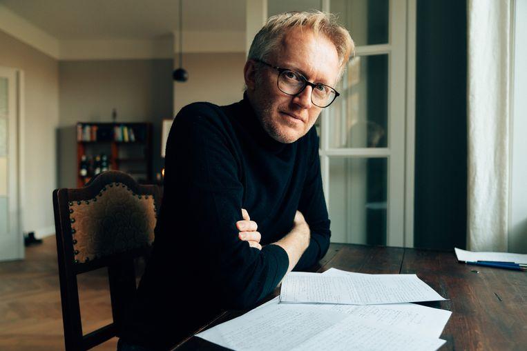 David Van Reybrouck: Indonesië-boek bijna af. Beeld Illias Teirlinck