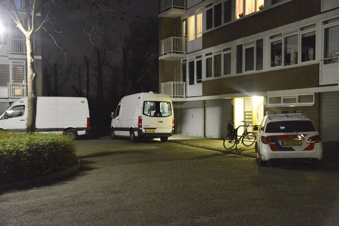 Dode man gevonden in Roosendaal