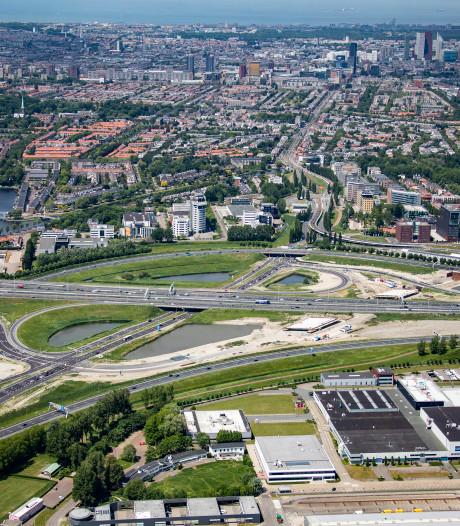 A4 bij knooppunt Ypenburg afgesloten