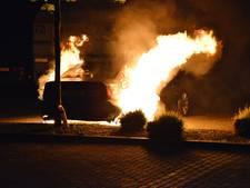 BMW uitgebrand aan Verbeetenstraat in Breda
