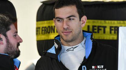 Laatste F1-zitje voor 2020 is ingevuld: Williams geeft jonge Canadees Latifi een kans