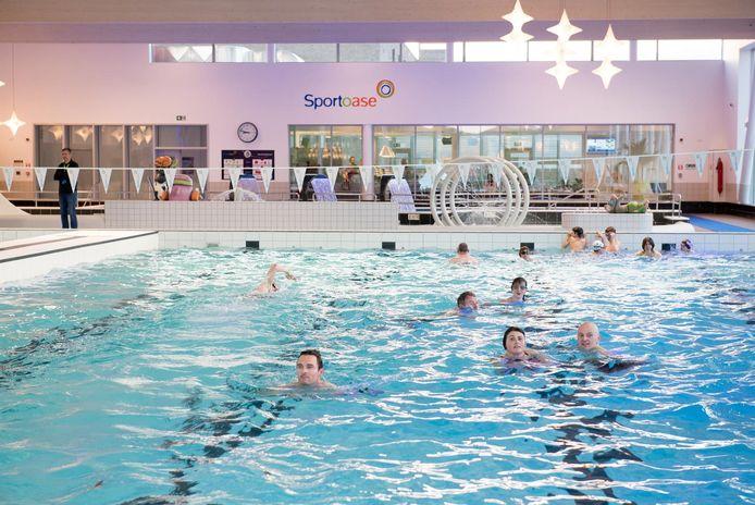 """De stad betaalt aan Sportoase jaarlijks een gebruiksrecht van 1,25 miljoen euro. """"Die subsidie moet omlaag"""", vindt oppositieraadslid Dagmar Beernaert (Vooruit)"""
