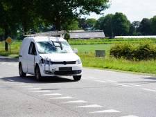 Hoe hard werd fietser in Alphen geraakt waardoor hij overleed? Remproeven met betrokken auto op Gilzerweg