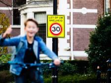 Op deze Dordtse wegen mag je straks misschien nog maar 30 kilometer per uur