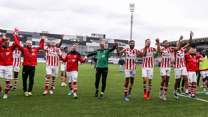 Drie doelpunten tegen Dordrecht doen het zelfvertrouwen toenemen bij TOP Oss