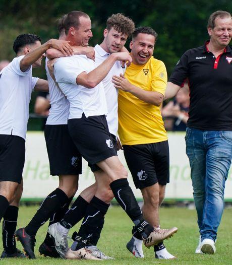 Sparta-speler Imar Bult (19) over wereldgoal tegen FC Twente: 'Geen geluk, was bewust'