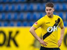 Hendriks nog niet bezig met volgend seizoen: 'Focus ligt op plaatsing voor de eredivisie met NAC'