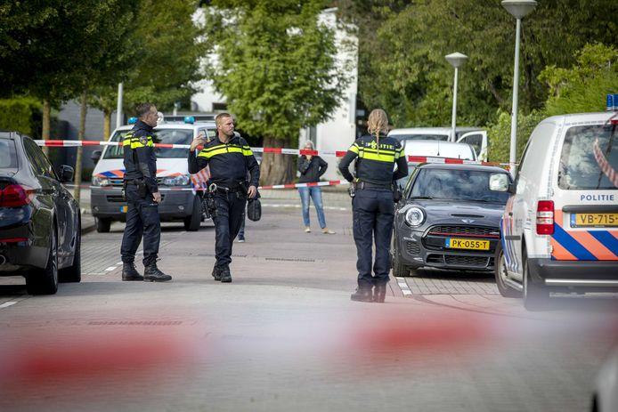 Advocaat Derk Wiersum werd op 18 september bij zijn huis in Buitenveldert doodgeschoten.