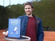 Michel van der Goes laat wens in vervulling gaan: 'Snoepwinkel in boekvorm voor de tennisliefhebber'