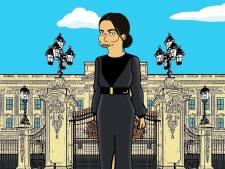 """Meghan Markle bientôt dans """"Les Simpsons""""?"""