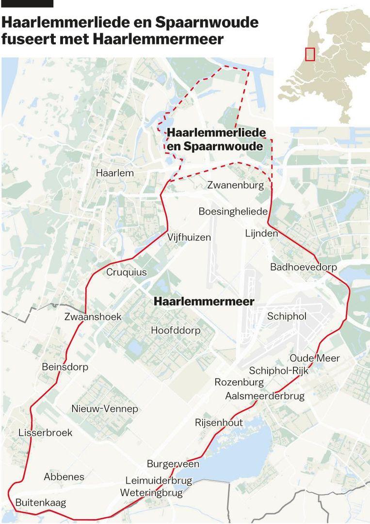 Maps4News Beeld JG/HET PAROOL