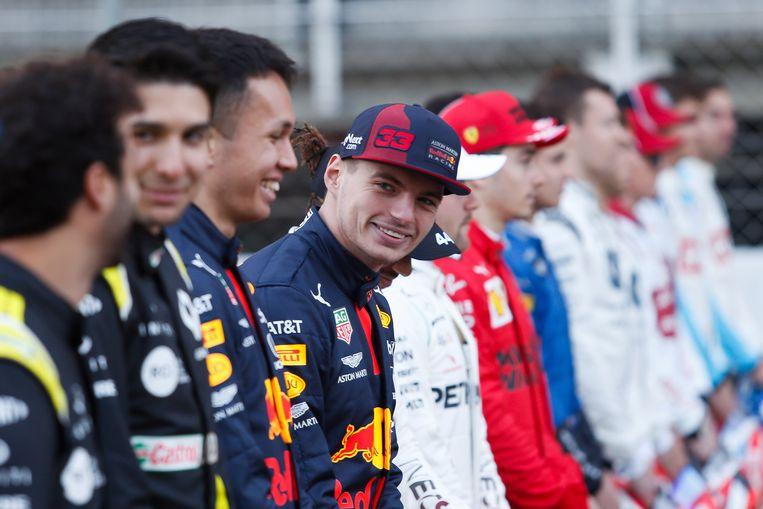Max Verstappen begint woensdag met testen.   Beeld Eric Alonso/MB Media/Getty Images