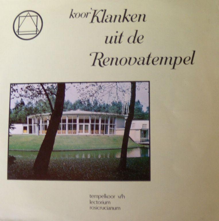 'Koorklanken uit de Renovatempel' (1974) uit Nederland. Beeld rv