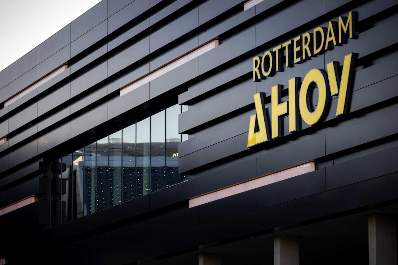 Het nieuwe congrescentrum van Ahoy telt 35 zalen, als die opengaan is er veel extra personeel nodig.