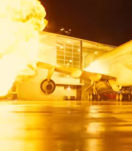 Christopher Nolan a crashé un véritable Boeing 747 pour son nouveau film