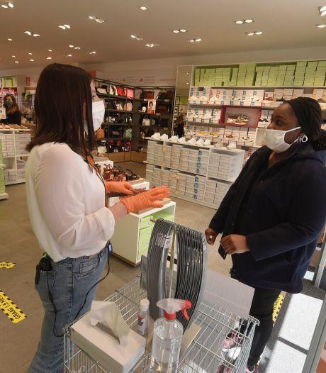 """Comeos satisfaite pour les magasins et les restaurants: """"Un premier pas important"""""""