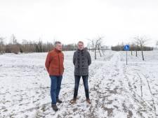 Beukenlaan Rouveen wil dorpspark voor de deur behouden
