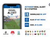 Direct (en gratis) de goals van jouw favoriete club zien? Kijk via Goal Alert!