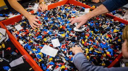 Gezinsbond haalt Lego- en Duploblokken boven