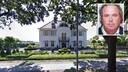 De doodgeschoten Martie Heesbeen woonde in dit landhuis in Rosmalen.