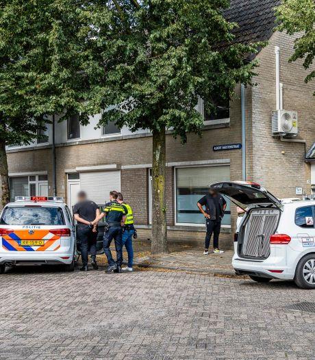 Gewonde bij steekpartij in Tilburg, drie aanhoudingen onder wie het slachtoffer