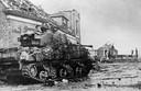 Bij de bevrijding in november 1944 werd het dorp Moerdijk zeer zwaar beschadigd.