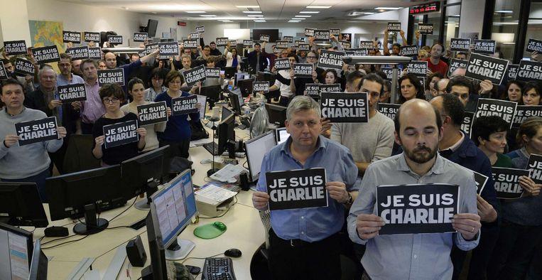 null Beeld Foto Bertran Guay / AFP