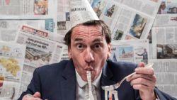 Bekijk exclusief de volledige '#Eindejaars'-conference van stand-up comedian Bert Gabriëls