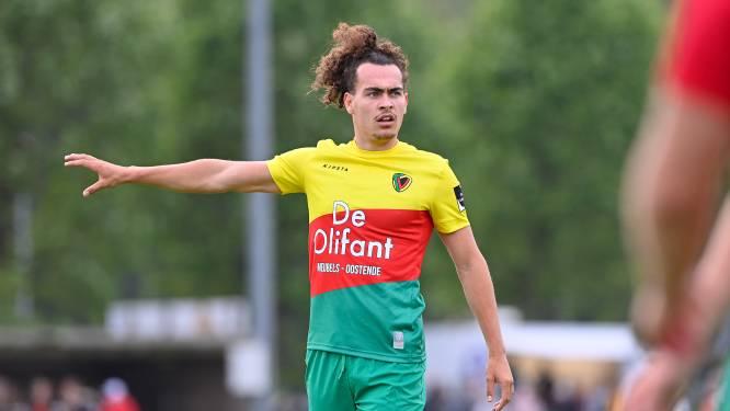 """Arthur Theate en KV Oostende spelen gelijk in laatste oefenmatch tegen Moeskroen: """"Alleen de competitiestart is van tel"""""""
