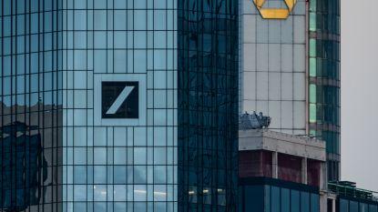 Deutsche Bank en Commerzbank praten over fusie