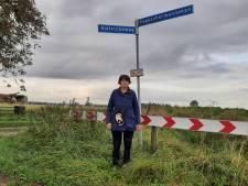 Marina is het vrachtverkeer in Westdorpe meer dan zat: 'Neem nou toch eens maatregelen'