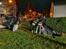Vrouw (19) gewond bij forse aanrijding in Zevenbergen