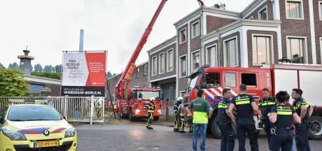 Brand bij Van Besouw heeft geen invloed op bouwplan