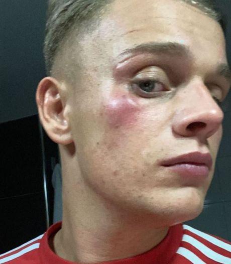 Reporter Dennis Schouten: 'Ben geslagen tijdens foute party in Enschede'