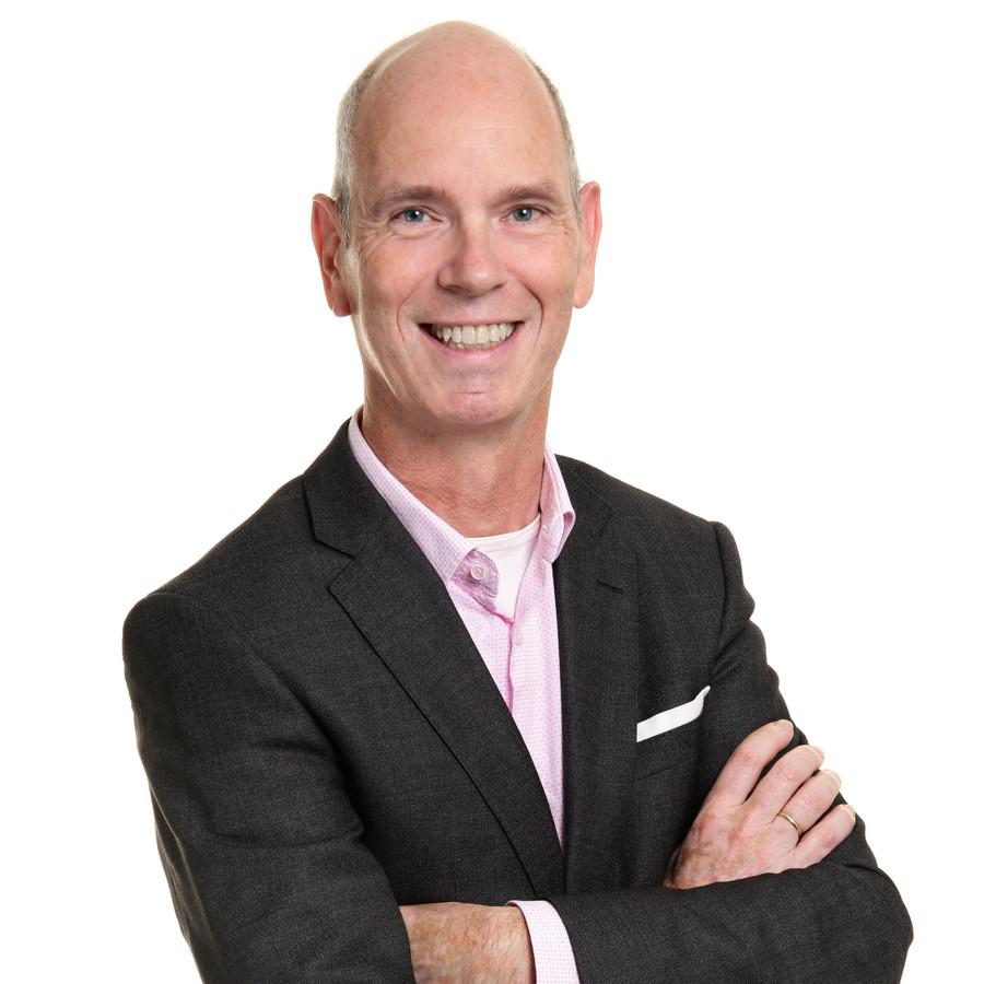 Terry Troost - werkgeversvoorzitter van Pensioenfonds Metaal en Techniek (PMT).