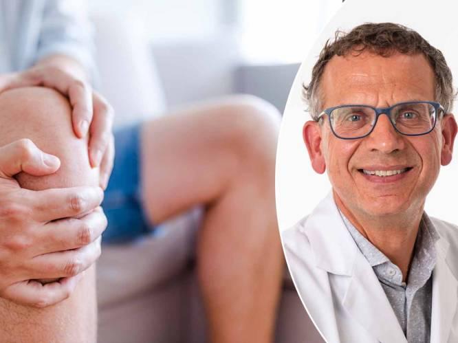 """""""1 op de 2 Belgen krijgt ooit artrose"""": reumatoloog legt uit wat je kan doen om het te voorkomen"""