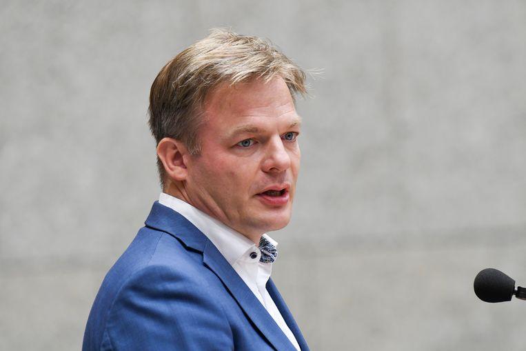 Pieter Omtzigt, hier in 2019.  Beeld Hollandse Hoogte / Peter Hilz