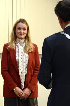 Schouwse SGP-wethouder Paula Schot staat te popelen om te bewijzen dat ze gewoon een keigoed is