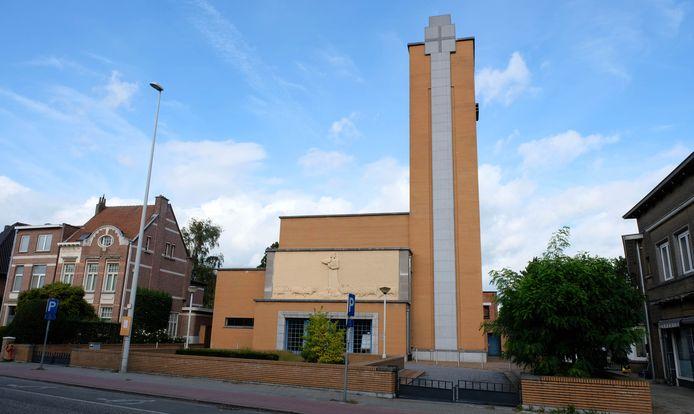 De Heilig Hartkerk aan de Antwerpsesteenweg krijgt in de toekomst ook een culturele invulling.