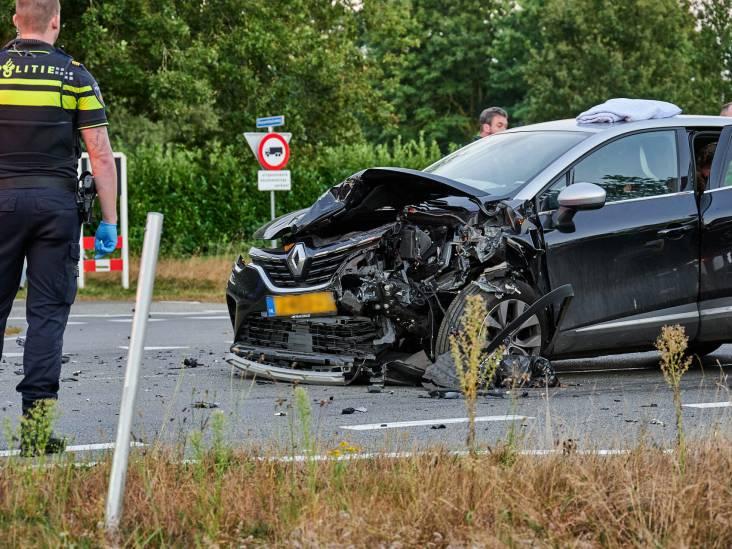 Meerdere gewonden bij ongeluk met vier auto's in Sint Willebrord